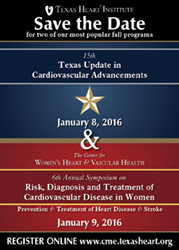 15th Texas Update in Cardiovascular Advancements